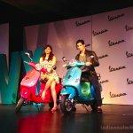 Vespa VX 125 Delhi launch