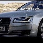 2014 Audi A8 L front