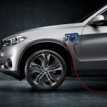 2014 BMW X5 Concept eDrive alloy wheel