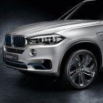 2014 BMW X5 Concept eDrive front fender
