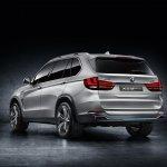 2014 BMW X5 Concept eDrive rear three quarter