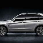 2014 BMW X5 Concept eDrive side