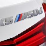 2014 BMW X5 M50d badge