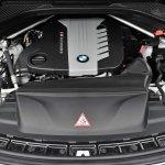 2014 BMW X5 M50d engine