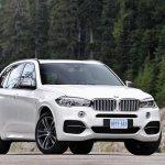 2014 BMW X5 M50d front