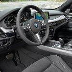 2014 BMW X5 M50d interiors