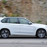 2014 BMW X5 M50d side