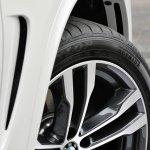 2014 BMW X5 M50d wheels