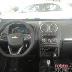 2014 Chevrolet Agile dashboard