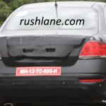 2014 Fiat Linea facelift bootlid