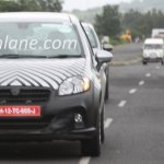 2014 Fiat Linea facelift caught testing