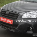 2014 Fiat Linea facelift front fascia