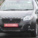2014 Fiat Linea facelift front