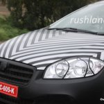 2014 Fiat Linea facelift headlight