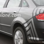 2014 Fiat Linea facelift rear side