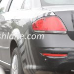 2014 Fiat Linea facelift taillight