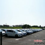 2014 Honda Jazz Fit await shipping 1
