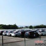 2014 Honda Jazz Fit await shipping 3