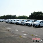 2014 Honda Jazz Fit await shipping