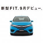 2014 Honda Jazz Fit front