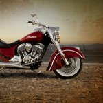 2014 Indian Chief Classic Side profile