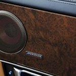 2014 Jaguar XJ Meridian audio speaker