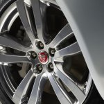2014 Jaguar XJ alloy wheel