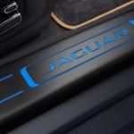 2014 Jaguar XJ door sill