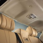 2014 Jaguar XJ leather seats