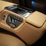 2014 Jaguar XJ reclining seats