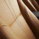 2014 Jaguar XJ seat