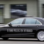 2014 Mercedes Benz S 500 Plug-in Hybrid side