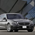 2014 Mercedes Benz S 500 Plug-in Hybrid