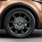 2014 Range Rover Evoque alloy wheels