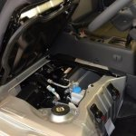 2014 Suzuki Carry engine bay