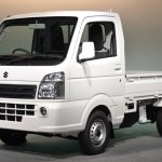 2014 Suzuki Carry front