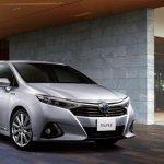 2014 Toyota Sai facelift front