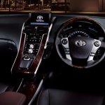 2014 Toyota Sai facelift interiors