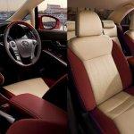 2014 Toyota Sai facelift seats