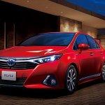 2014 Toyota Sai facelift