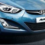 2014 hyundai elantra avante facelift front fascia