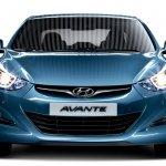 2014 Hyundai Elantra facelift front