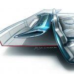 Audi Frankfurt Showcar seats