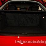 Audi Q3 S Edition boot