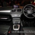 Audi Q3 S Edition cabin