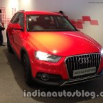 Audi Q3 S Edition front three quarter