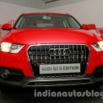 Audi Q3 S Edition front