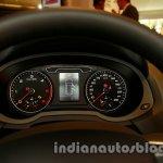 Audi Q3 S Edition instrument cluster
