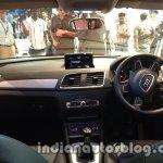 Audi Q3 S Edition interiors