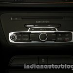 Audi Q3 S Edition music system
